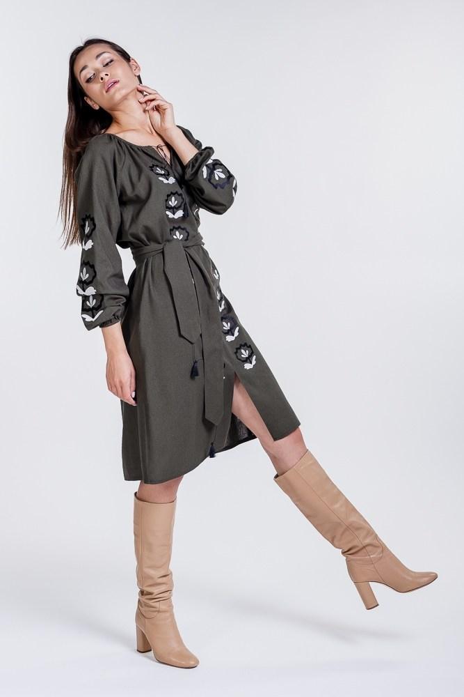 Платье - вышиванка - 25698